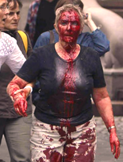 Victim of a Christian Terrorist 2011