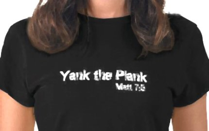 Yank the Plank Tee Shirt
