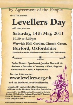 Levellers Day: Still Celebrated