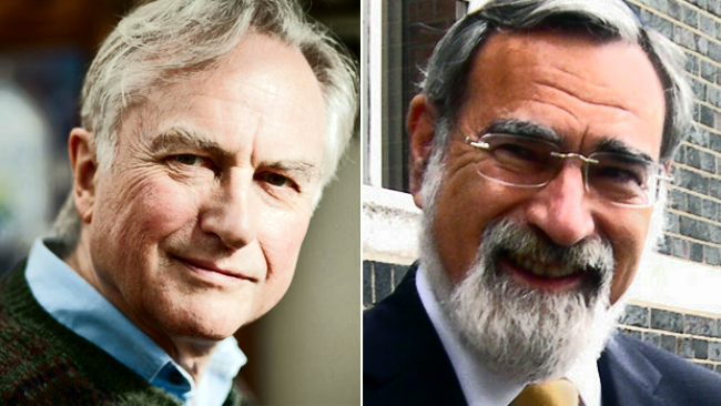 Richard Dawkins and Jonathan Sacks